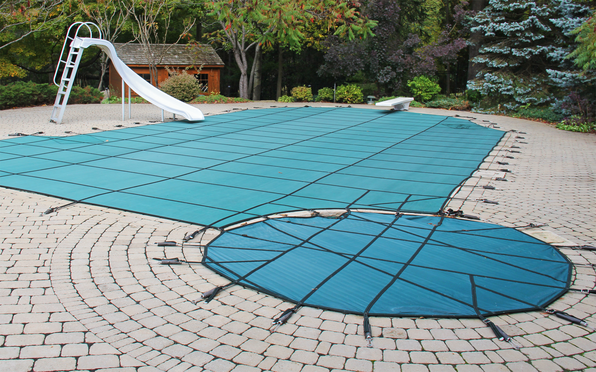pool covers you can walk on. Why Do You Need To Install A Pool Safety Cover? Covers Can Walk On